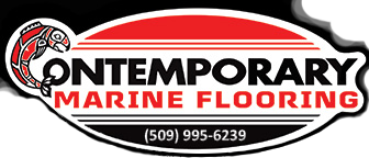 Contemporary Marine Flooring, LLC Retina Logo