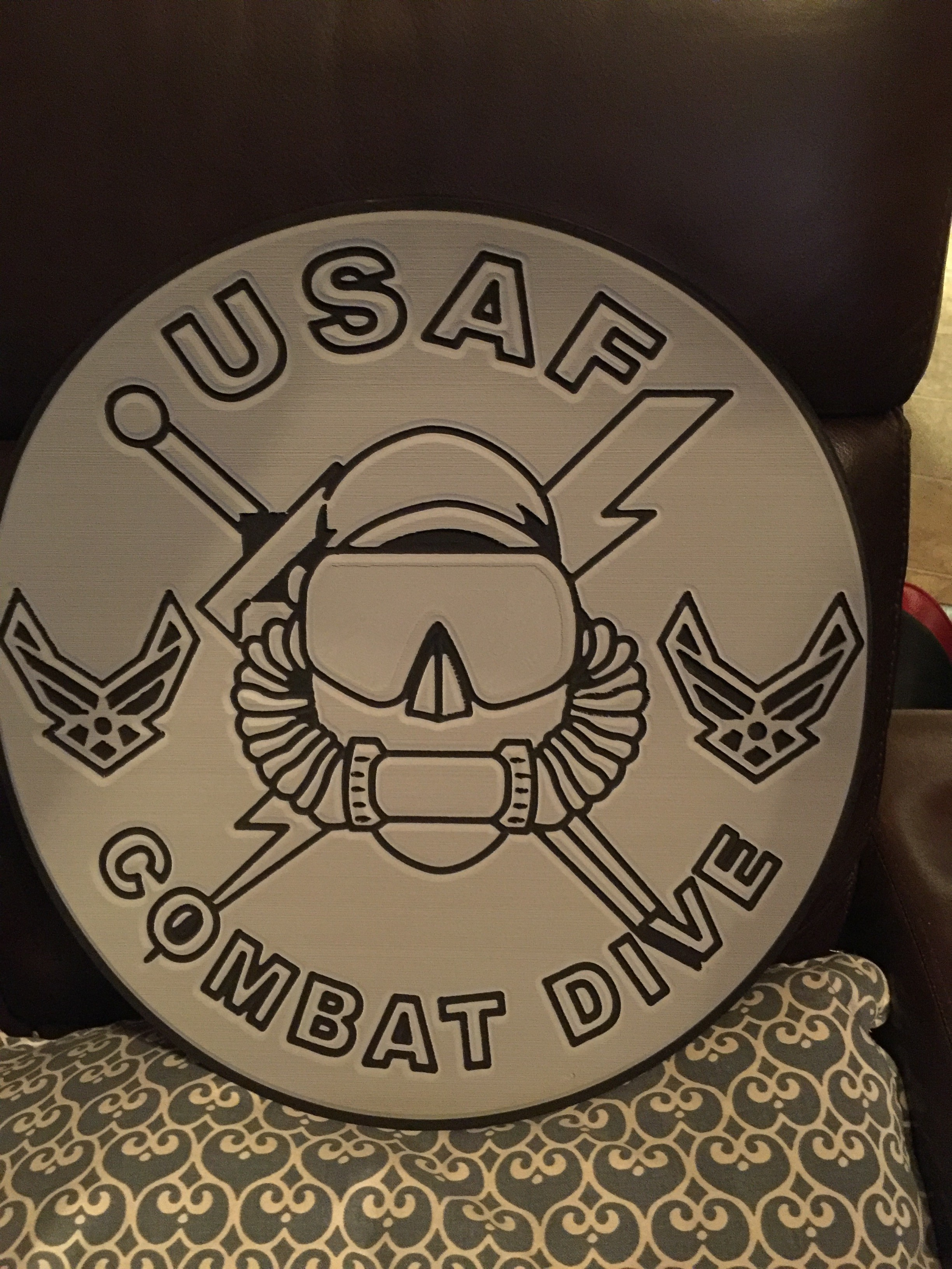 United States Air Force Combat Dive